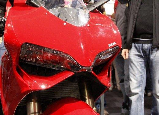 Ducati 1199 Panigale: iniziata la produzione - Foto 5 di 13