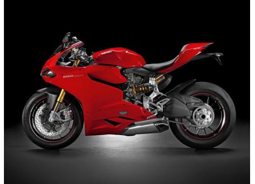 Ducati 1199 Panigale, la sportiva bolognese a 19.548 euro - Foto 1 di 5