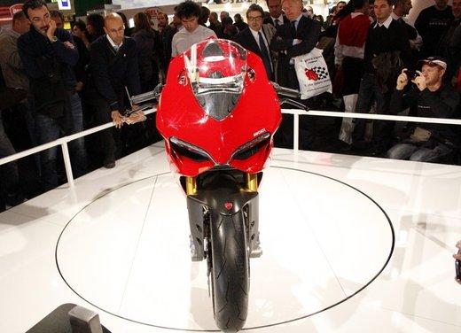 Ducati 1199 Panigale S e Troy Bayliss al Ducati Riding Experience 2012 - Foto 11 di 36