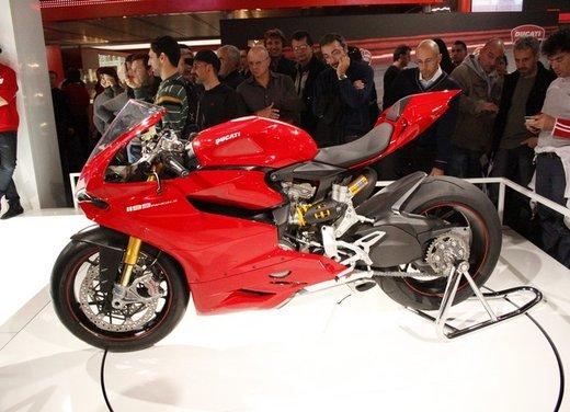 Ducati 1199 Panigale S e Troy Bayliss al Ducati Riding Experience 2012 - Foto 12 di 36
