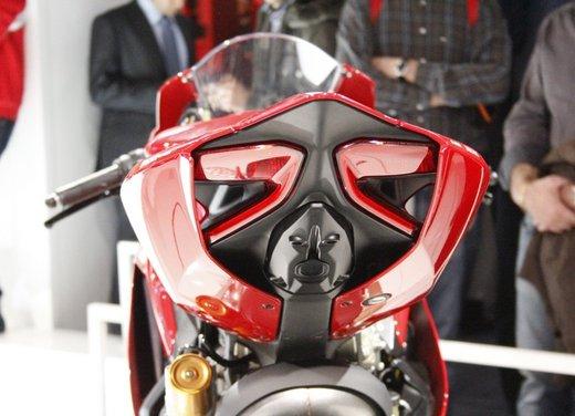 Ducati 1199 Panigale S e Troy Bayliss al Ducati Riding Experience 2012 - Foto 15 di 36