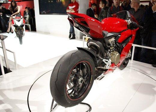 Ducati 1199 Panigale S e Troy Bayliss al Ducati Riding Experience 2012 - Foto 16 di 36