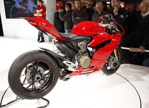 Ducati 1199 Panigale S e Troy Bayliss al Ducati Riding Experience 2012 - Foto 17 di 36