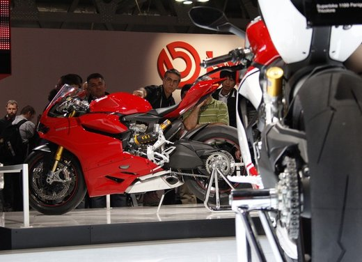 Ducati 1199 Panigale S e Troy Bayliss al Ducati Riding Experience 2012 - Foto 18 di 36