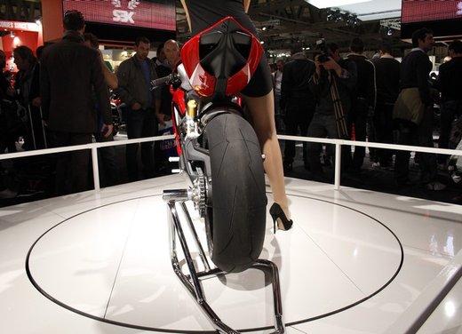 Ducati 1199 Panigale S e Troy Bayliss al Ducati Riding Experience 2012 - Foto 30 di 36