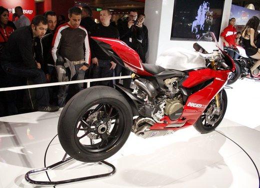Ducati 1199 Panigale S e Troy Bayliss al Ducati Riding Experience 2012 - Foto 33 di 36