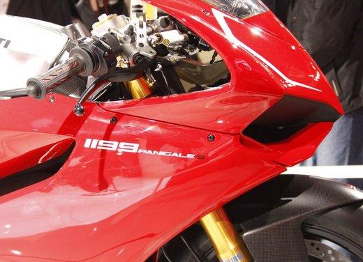 Ducati 1199 Panigale S e Troy Bayliss al Ducati Riding Experience 2012 - Foto 19 di 36