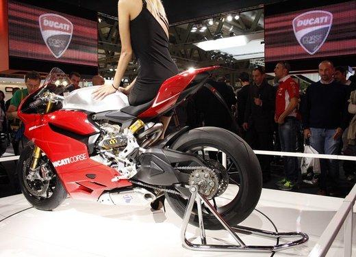 Ducati 1199 Panigale S e Troy Bayliss al Ducati Riding Experience 2012 - Foto 36 di 36