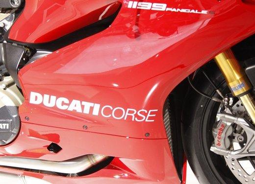 Ducati 1199 Panigale S e Troy Bayliss al Ducati Riding Experience 2012 - Foto 22 di 36