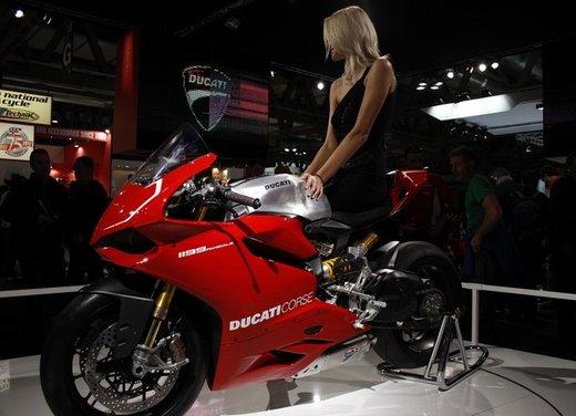 Ducati 1199 Panigale S e Troy Bayliss al Ducati Riding Experience 2012 - Foto 25 di 36