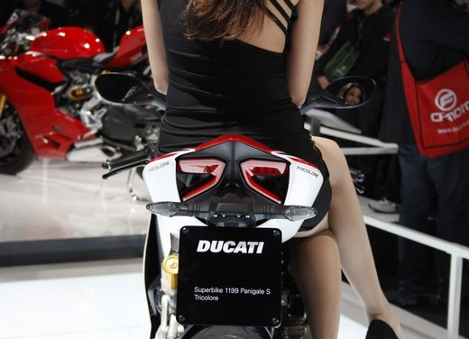 Ducati 1199 Panigale S e Troy Bayliss al Ducati Riding Experience 2012 - Foto 34 di 36