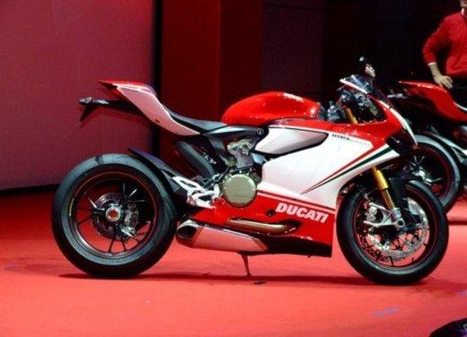 Ducati 1199 Panigale S e Troy Bayliss al Ducati Riding Experience 2012 - Foto 1 di 36