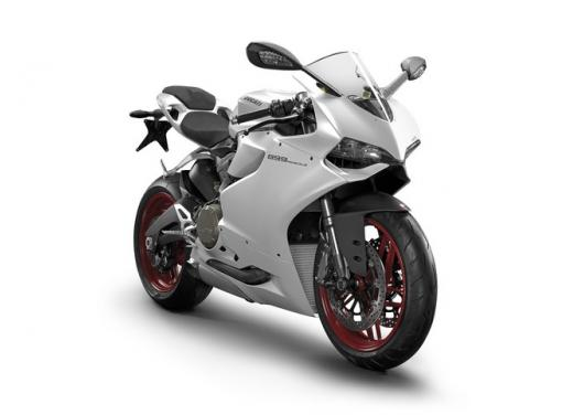 Ducati 899 Panigale: foto, prezzo e dati tecnici della nuova media sportiva - Foto 2 di 15