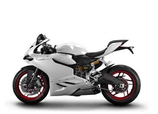 Ducati 899 Panigale: foto, prezzo e dati tecnici della nuova media sportiva - Foto 7 di 15
