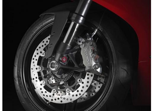 Ducati 899 Panigale: foto, prezzo e dati tecnici della nuova media sportiva - Foto 15 di 15