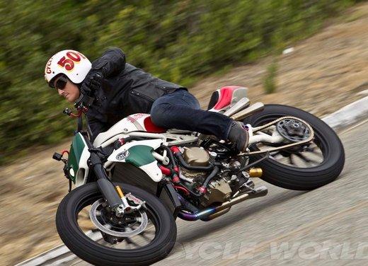 Ducati Desmosedici Desmo Tracker by Roland Sands - Foto 11 di 17