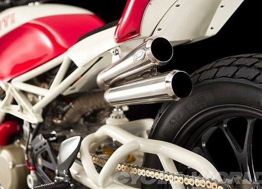 Ducati Desmosedici Desmo Tracker by Roland Sands - Foto 16 di 17