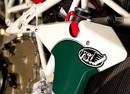 Ducati Desmosedici Desmo Tracker by Roland Sands - Foto 17 di 17