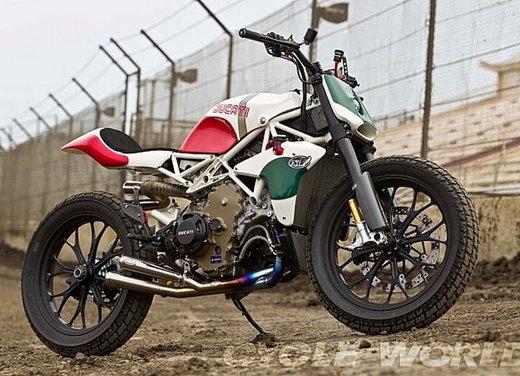Ducati Desmosedici Desmo Tracker by Roland Sands