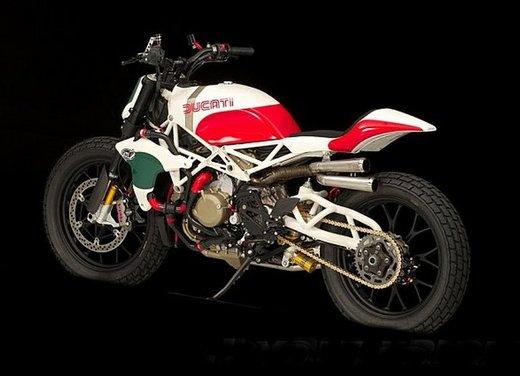 Ducati Desmosedici Desmo Tracker by Roland Sands - Foto 6 di 17