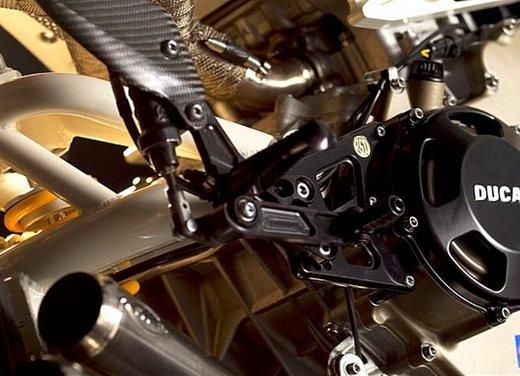 Ducati Desmosedici Desmo Tracker by Roland Sands - Foto 15 di 17