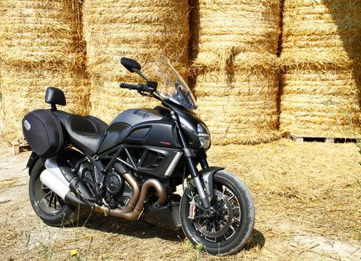 Ducati Diavel Strada: la coppia in coppia! - Foto 7 di 13