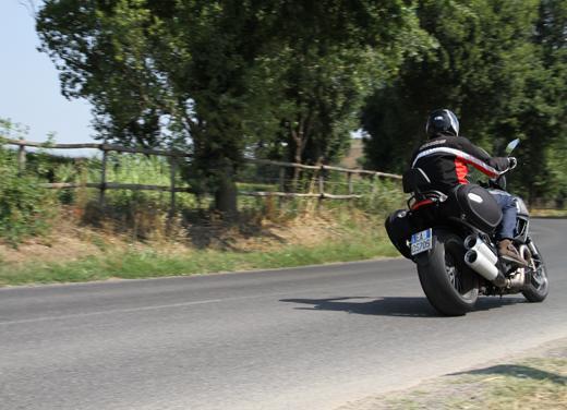 Ducati Diavel Strada: la coppia in coppia! - Foto 9 di 13