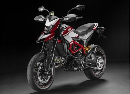 Ducati Hypermotard SP con nuova livrea ispirata a Ducati Corse