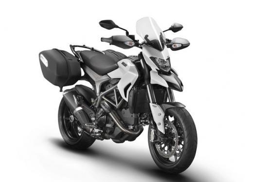 Ducati Hyperstrada, la nuova motard da turismo a 155 euro al mese - Foto 1 di 5