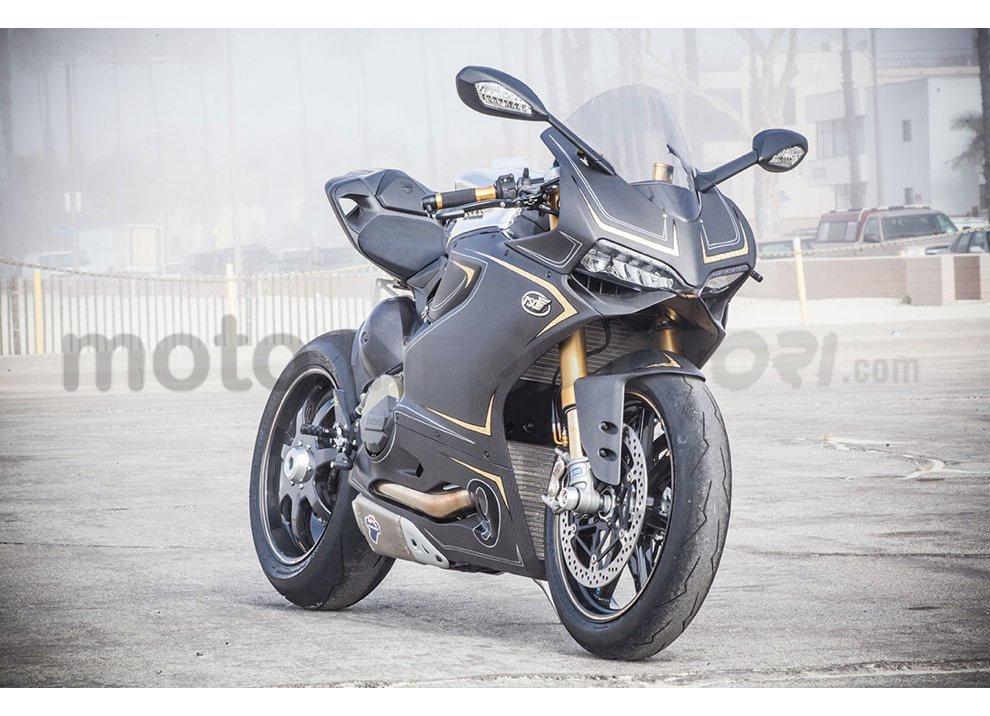 Ducati KH9 Panigale di Roland Sands