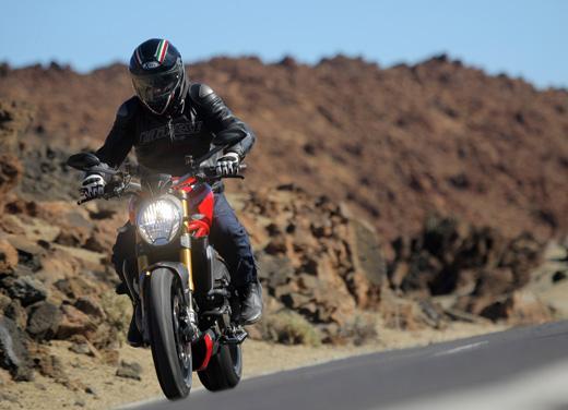 Ducati Monster 1200 S test ride - Foto 2 di 11