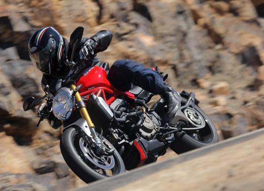 Ducati Monster 1200 S test ride - Foto 3 di 11