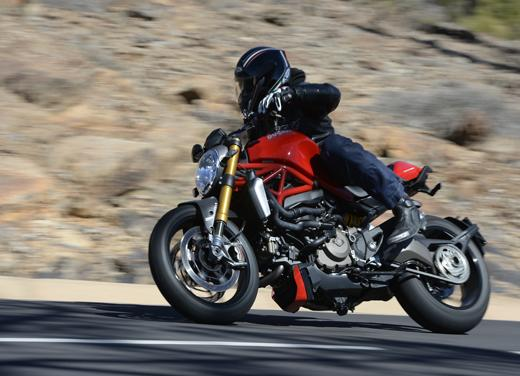 Ducati Monster 1200 S test ride