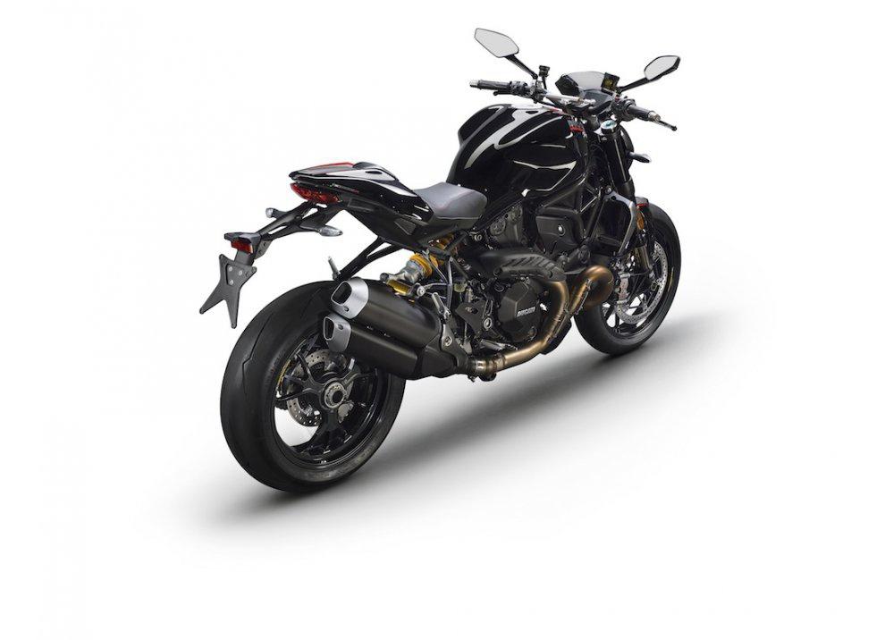 Ducati Monster 1200R: la più potente Ducati naked è Euro4 - Foto 22 di 59