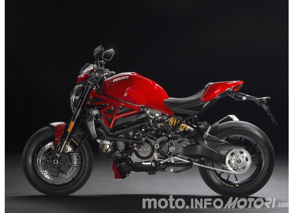 Ducati Monster 1200R: la più potente Ducati naked è Euro4 - Foto 23 di 59