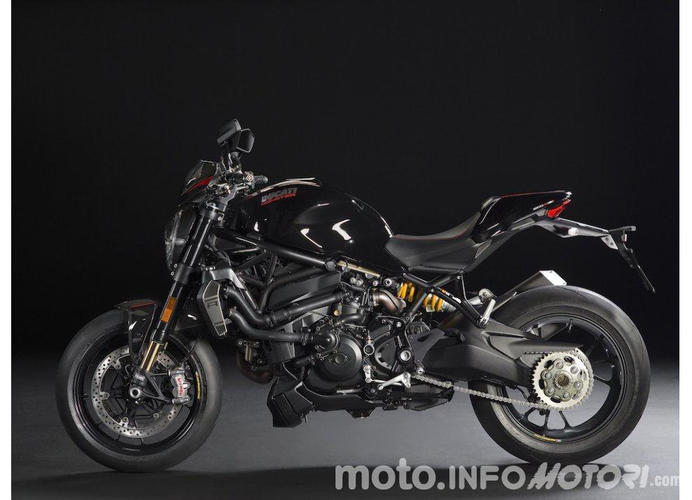 Ducati Monster 1200R: la più potente Ducati naked è Euro4 - Foto 29 di 59