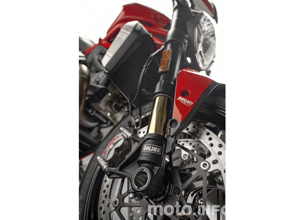 Ducati Monster 1200R: la più potente Ducati naked è Euro4 - Foto 34 di 59