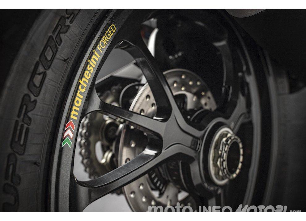 Ducati Monster 1200R: la più potente Ducati naked è Euro4 - Foto 7 di 59