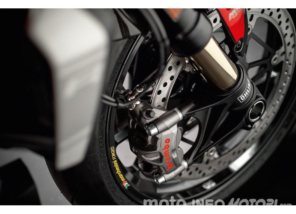 Ducati Monster 1200R: la più potente Ducati naked è Euro4 - Foto 43 di 59