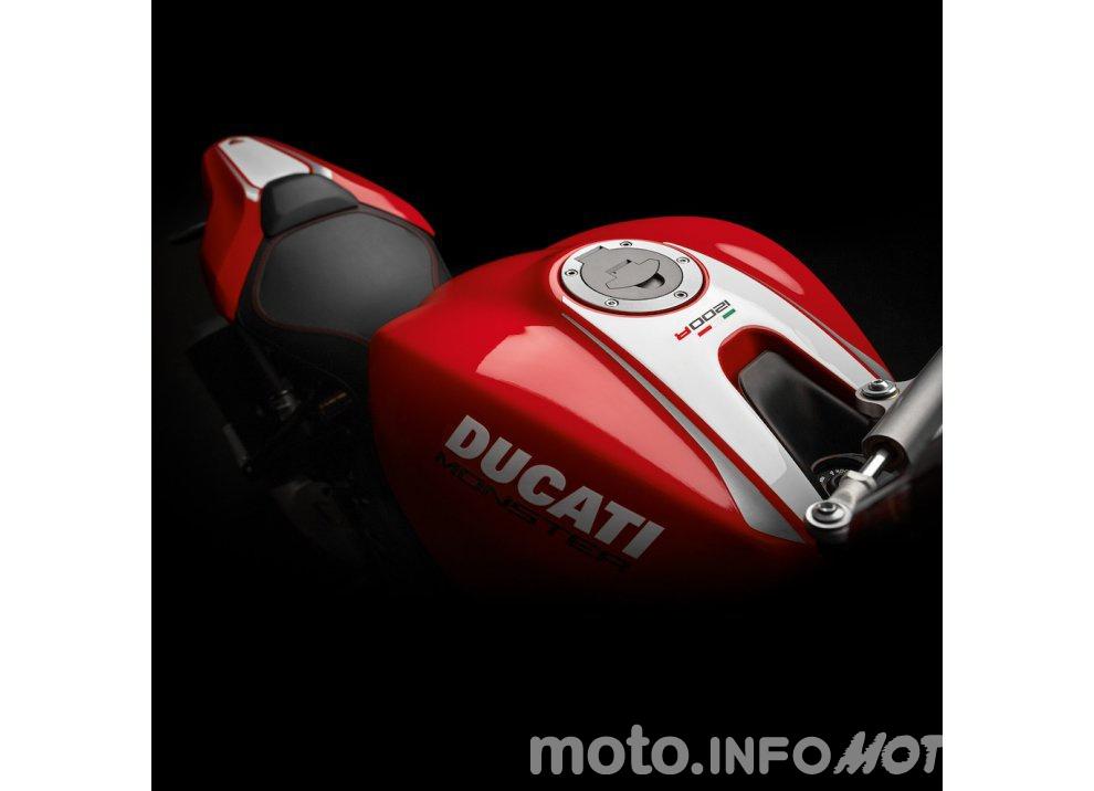 Ducati Monster 1200R: la più potente Ducati naked è Euro4 - Foto 44 di 59