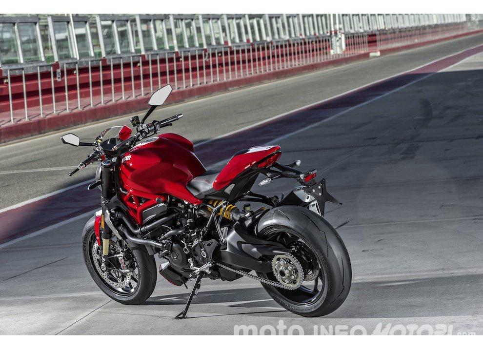 Ducati Monster 1200R: la più potente Ducati naked è Euro4 - Foto 19 di 59