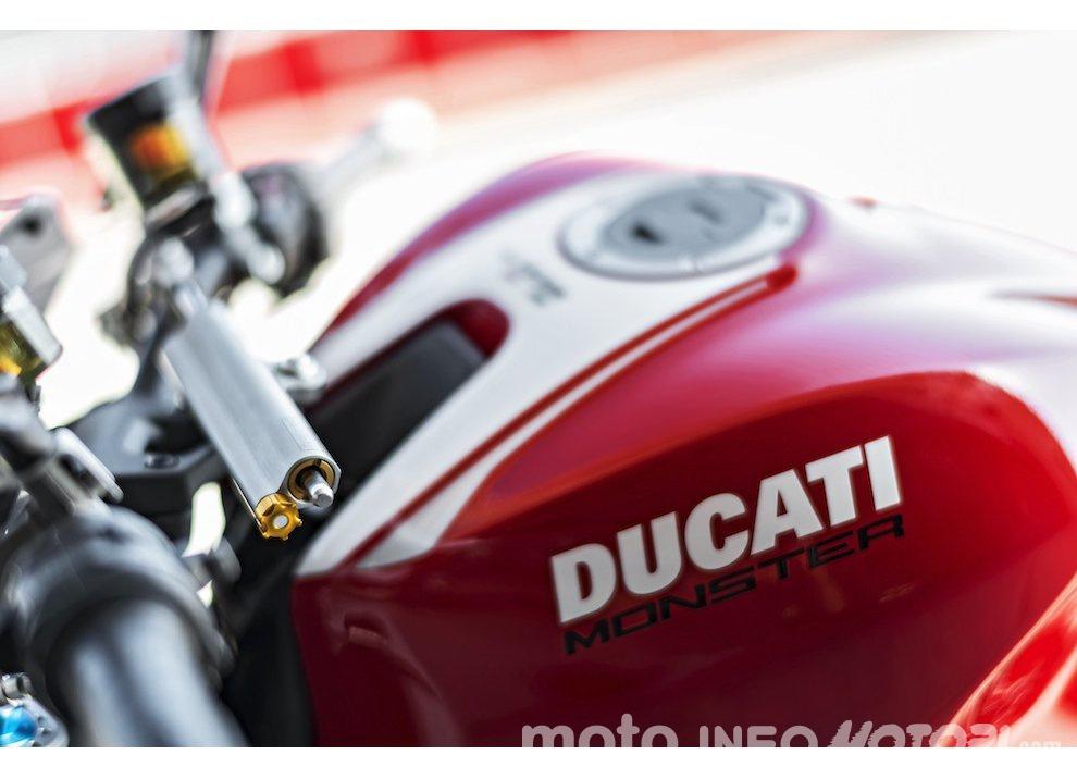Ducati Monster 1200R: la più potente Ducati naked è Euro4 - Foto 6 di 59