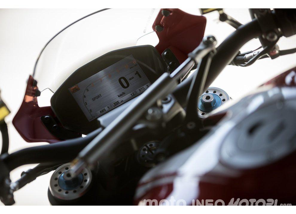 Ducati Monster 1200R: la più potente Ducati naked è Euro4 - Foto 57 di 59