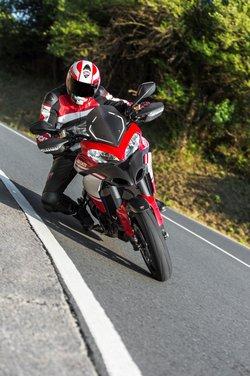 Ducati Multistrada 1200 S Pikes Peak - Foto 23 di 33