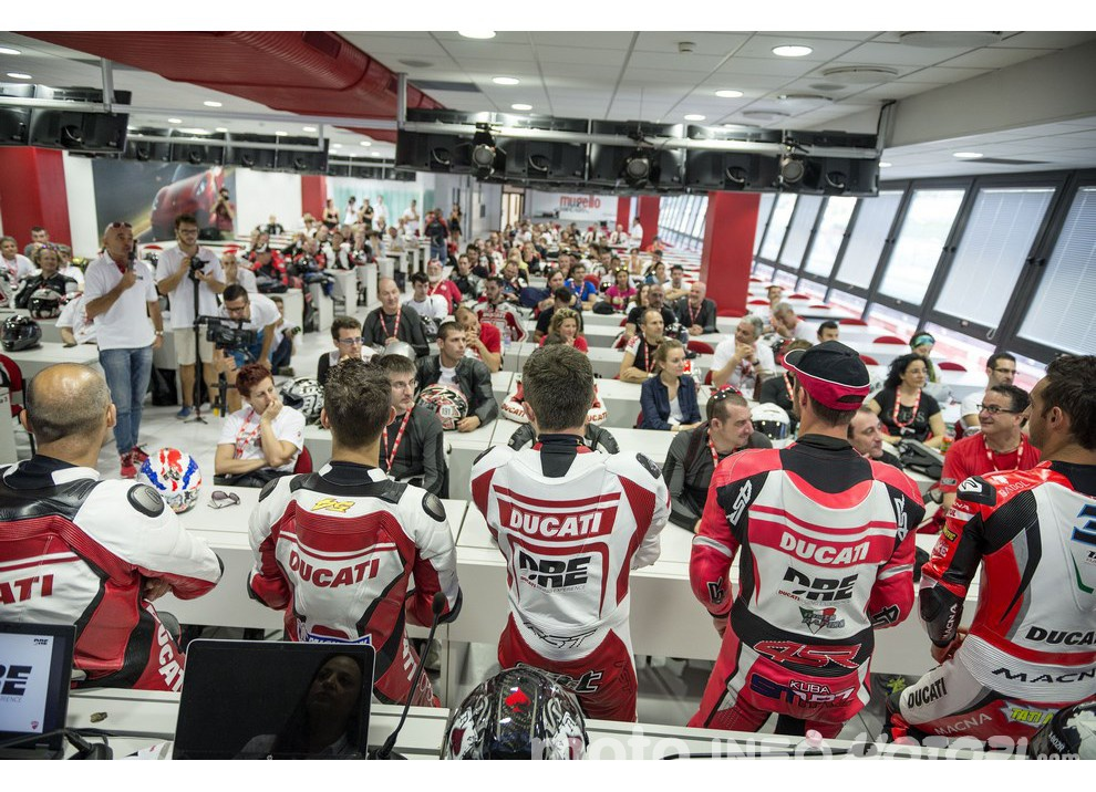 Ducati Riding Experience 2016: quest'anno anche la Multistrada 1200 Enduro