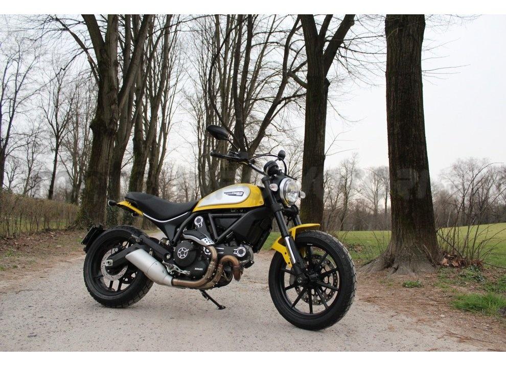 Ducati Scrambler: long test ride, prestazioni caratteristiche e prezzi