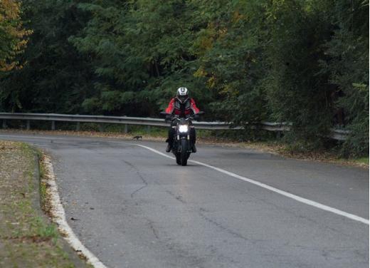 Ducati Streetfighter 848 prova su strada - Foto 8 di 27