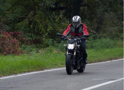 Ducati Streetfighter 848 prova su strada - Foto 12 di 27
