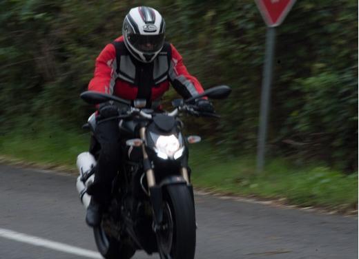 Ducati Streetfighter 848 prova su strada - Foto 4 di 27