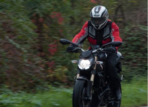 Ducati Streetfighter 848 prova su strada - Foto 14 di 27